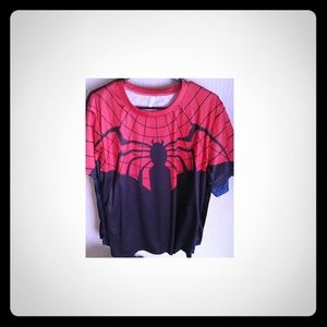 Spidey muscle shirt